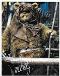 STAR WARS Ewok actor Michael Henbury Genuine signed autograph COA 11457